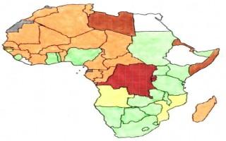 """CHINA ESTABLECE NUEVAS RELACIONES CON PAÍSES AFRICANOS: RECORTES DE PRENSA DE """"EL PAIS"""""""