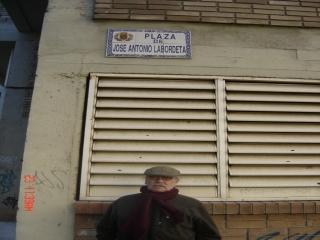 LO DE LA PLAZA DE JOSÉ ANTONIO LABORDETA NO ES UNA BROMA