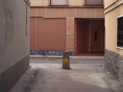 ANDANZAS DE CARLOS GARCÍA DE LA PEÑA, XIX:  EL CAMINO DE SANTIAGO DESDE ZARAGOZA , 10