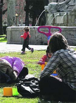 ZARAGOZA, DE LAS CIUDADES ESPAÑOLAS CON MENOS ZONAS VERDES, SEGÚN EL ESTUDIO DE CONSUMER EROSKI REALIZADO RECIENTEMENTE