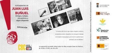 JUAN LUIS BUÚEL EXPONE FOTOGRAFÍAS EN CALANDA DESDE EL MARTES SANTO 3 DE ABRIL