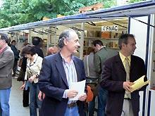 INAUGURADA LA FERIA DEL LIBRO 2007 DE ZARAGOZA