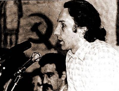 """¡UNA CALLE PARA VICENTE CAZCARRA! SE INICIA UNA CAMPAÑA PARA CONSEGUIR DARLE A UNA CALLE DE ZARAGOZA EL NOMBRE DE VICENTE CAZCARRA (1935-1998)  DIRIGENTE COMUNISTA QUE FUE MÁXIMO LÍDER DE LA IZQUIERDA EN ARAGÓN DE 1968 A 1979, PROTAGONISTA DESTACADÍSIMO DE LA """"TRANSICIÓN"""" . EN EL DÉCIMO ANIVERSARIO DE SU MUERTE"""