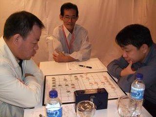 ASIAN XIANGQI INDIVIDUAL CHAMPIONSHIPS 2007