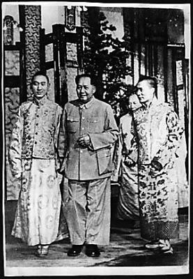 GOBIERNO CHINO PUBLICA TELEGRAMA DE APOYO ENVIADO EN 1951 POR DALAI LAMA A  MAO