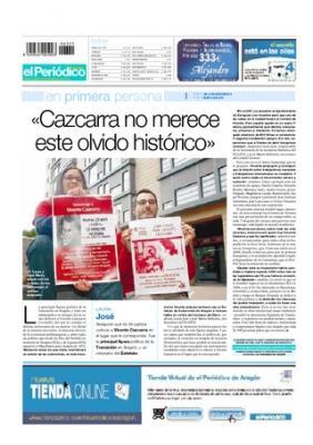 CALLE VICENTE CAZCARRA: A LA ESPERA DE (BUENAS) NOTICIAS