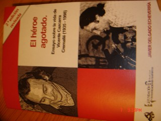 """""""EL HÉROE AGOTADO"""", 2ª edición revisada para la Feria del Libro"""