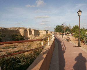 CARTAJENA: NUEVO PARQUE EN LA RAMBLA DE CANTERAS