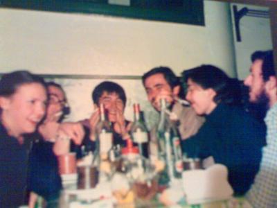 FIESTAS POPULARES, PILAR 1978: UNA FOTO QUE ME GUARDABA MI AMIGA FANY