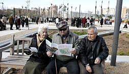 VALENCIA: NUEVO PARQUE CON HUERTOS Y PLANTAS AROMÁTICAS EN MARXALENES