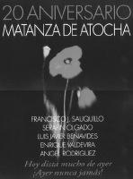 Comisiones Obreras editó este cartel conmemorativo en 1997.